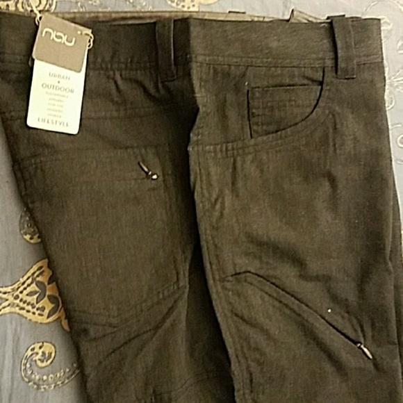 4443de1463 NAU Pants | Motil Twill Size 38 Mens Nwt | Poshmark